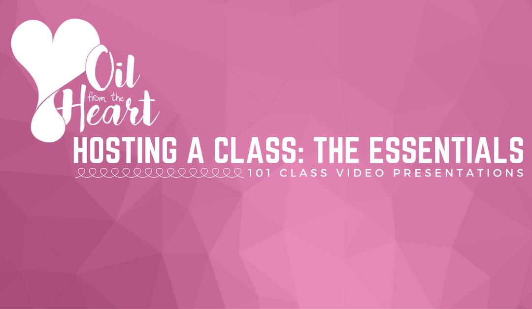101 Class Video Presentations